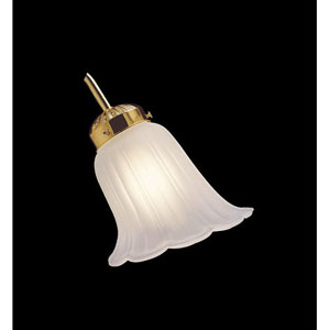 Scalloped Bell Glass Shade