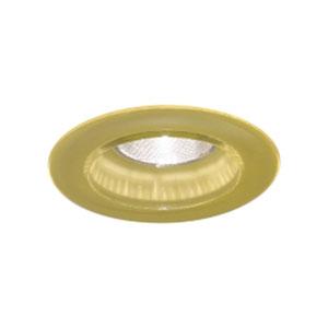 Yellow 4-Inch Decorative Glass Trim