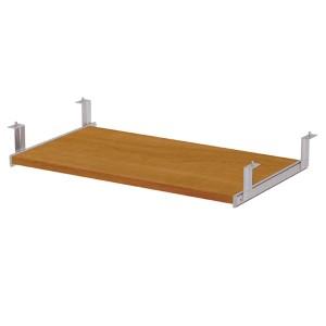 Pro-Biz Cappuccino Cherry Keyboard Shelf