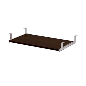 Pro-Biz Chocolate Keyboard Shelf