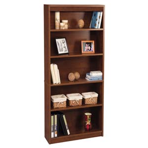Tuscany Brown Bookcase