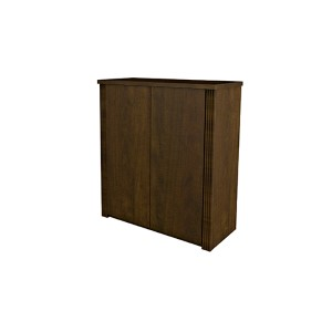Prestige Plus Chocolate 30-Inch Cabinet