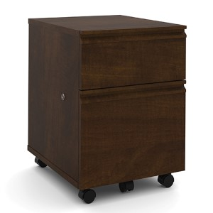 Prestige Plus Chocolate Mobile Pedestal