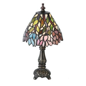 7-Inch Wisteria Mini Lamp