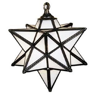 Moravian Star Light-Small
