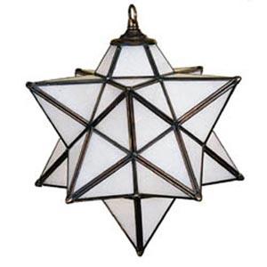 Moravian Star Light- Medium