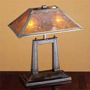 Mica Desk Lamp
