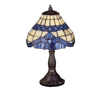 11.5-Inch Baroque Mini Lamp