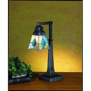 19.5-Inch Mackintosh Leaf Desk Lamp