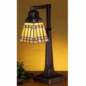 Bungalow Tiffany Desk  Lamp