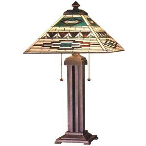 Valencia Mission Table Lamp