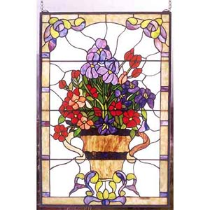Floral Arrangement Window