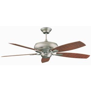 Roosevelt Satin Nickel 52-Inch Energy Star Ceiling Fan