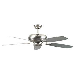 Roosevelt Stainless Steel 52-Inch Energy Star Ceiling Fan
