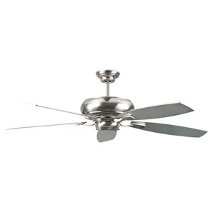 Roosevelt Stainless Steel 60-Inch Energy Star Ceiling Fan