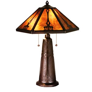 25-Inch Grenway Table Lamp