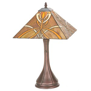 21-Inch Glasgow Goblet Table Lamp