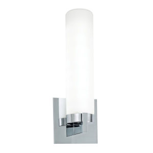 Newport Chrome Four-Inch LED Wall Sconce