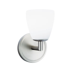 Chancellor Brushed Nickel Five-Inch LED Wall Sconce