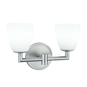 Chancellor Brushed Nickel 11-Inch LED Wall Sconce