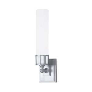 Astor Brushed Nickel Four-Inch LED Wall Sconce