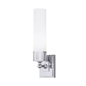 Astor Polished Nickel Four-Inch LED Wall Sconce