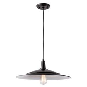 Avery Bronze One-Light Pendant