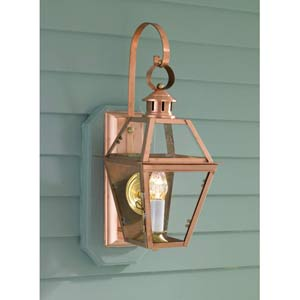 Old Colony Copper Outdoor Wall Mount
