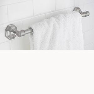 Kathryn Chrome 18-inch Towel Bar