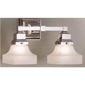 Birmingham Two-Light Bath Fixture