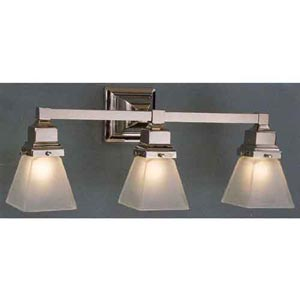 Birmingham Three-Light Bath Fixture