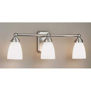 Williams Three-Light Bath Fixture
