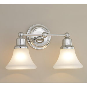 Elizabeth Two-Light Bath Fixture