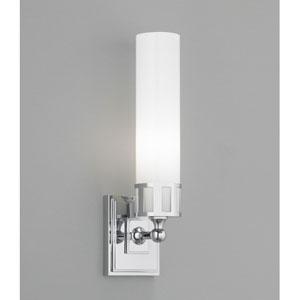 Astor Chrome Single Light Bath Fixture