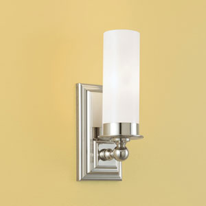 Richmond Polished Nickel Wall Sconce