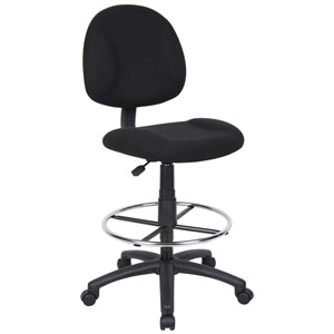 Boss Drafting Stool with Footring