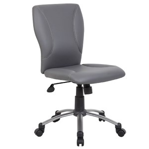 Grey Tiffany Task Chair