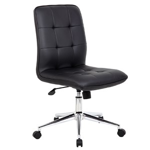 Black Modern Task Chair
