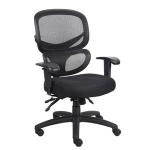 Multi Function Mesh Task Chair