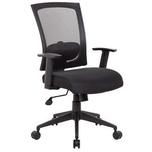 Rainbow Mesh Black Task Chair