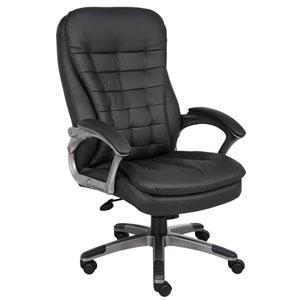 Executive High Back Pillow Top Chair