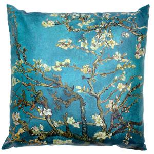 Van Gogh Almond Blossoms Pillow