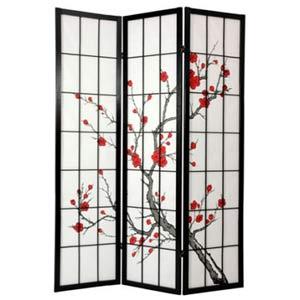 Cherry Blossom Shoji Screen