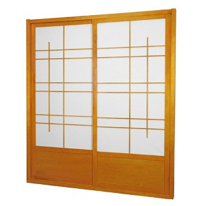 Honey Eudes Shoji Sliding Door Kit