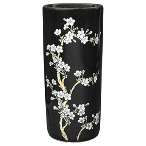 18 Inch Flower Blossom Umbrella Stand, Width - 7.75 Inches