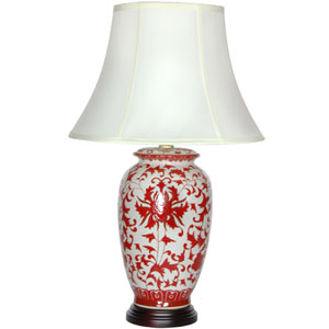 Classic Design Porcelain Lamp
