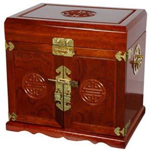 Honey Merbu Jewelry Cabinet