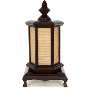 Kenroy Home Crush Oil Rubbed Bronze Three Light Torchiere