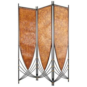 Tropical Philippine Room Divider