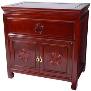 Bedside Cabinet Cherry